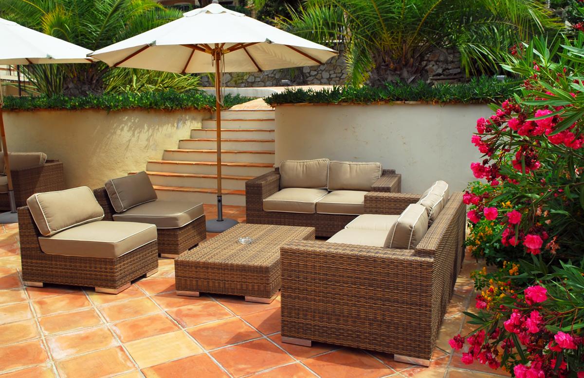 Mediterraner garten  Mediterraner Garten - Mittelmeer-Urlaub im eigenen Garten - Garten ...