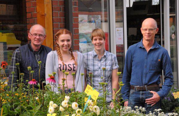 Unser Team von Rosemeyer Zoo und Garten in Löningen